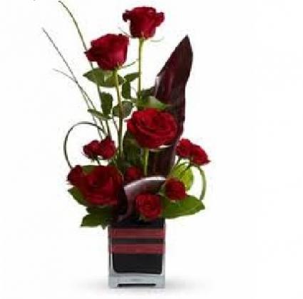 Romance Roses Valentine