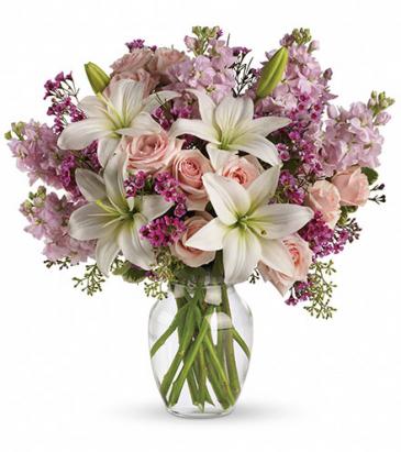 Romance Vase Arrangement