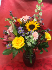 Romance Vase Special Valentine's Day