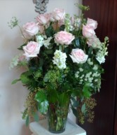 Romancing Rose 1275 Arrangement