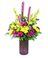 Romancing the Royal Vase Arrangement