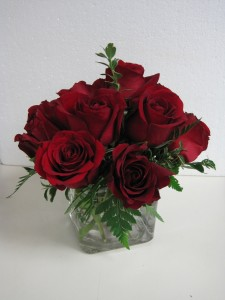 Romancing with Roses Arrangement