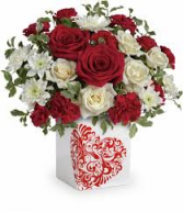 Romancing You Bouquet Valentine's Day
