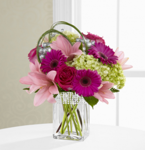 Romantic Blooming Bliss SALE! Was $50, $60, $70  in Saint Paul, MN | CENTURY FLORAL & GIFTS