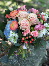 Romantic Blooms Fresh Cut