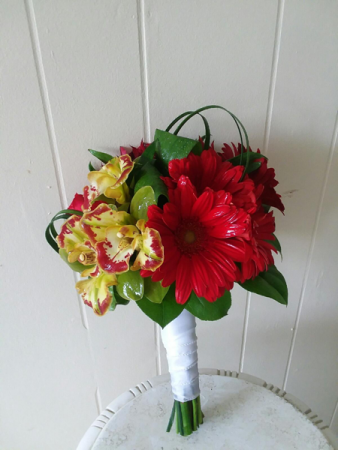 Romantic Bouquet Wedding Bouquet