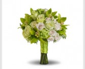 Romantic Bride Bouquet