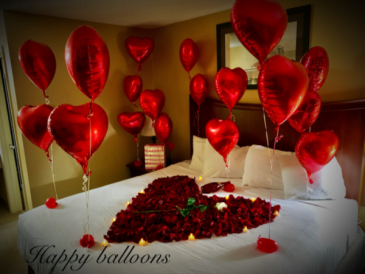 Romantic decor  Romantic decor