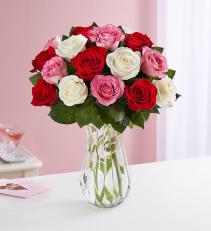 Romantic Medley Roses