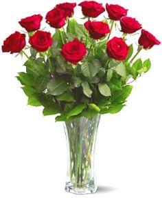 ROMANTIC MOMENTS ROSE ARRANGEMENT