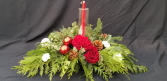 Romantic Red Christmas Arrangement