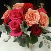 Romantic Roses Arrangement