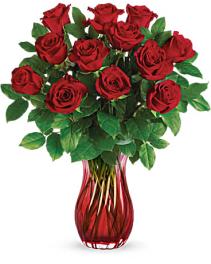 Romantic Twist Bouquet