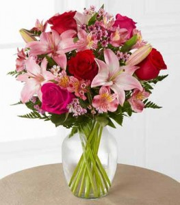 Sweet Choice Bouquet in Bryan, OH | Farrell's Lawn & Garden and Flowers