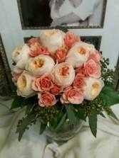 Romeo and Juliette  Bridal Bouquet