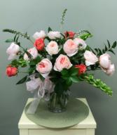 Romeo's Juliet Garden Roses