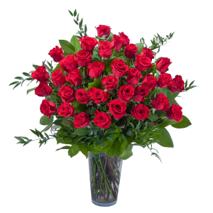 Room Full of Roses  Arrangement in Barre, VT | Forget Me Not Flowers and Gifts LLC