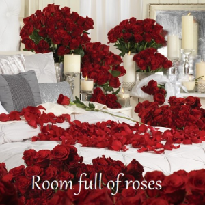 Room Of Roses  The Ultimate surprise !!! in Ozone Park, NY | Heavenly Florist