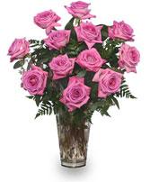 ROSAS DELICIOSAS Arreglo de Rosas Rosita