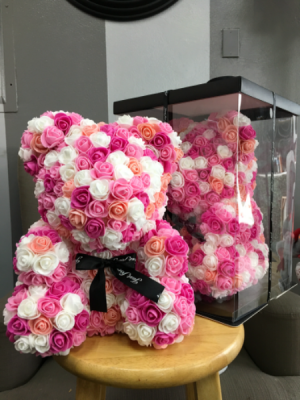 Rose Bear Pinks-SOLD OUT SOLD OUT in Whittier, CA | Rosemantico Flowers