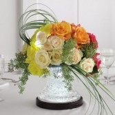 Rose and Crystal  Modern Design Flower Delivery In Washington DC