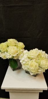 Rose and Hydrangea Wedding Package