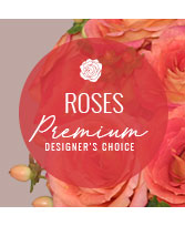 Rose Arrangement Premium Designer's Choice