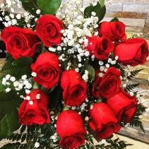 Rose Bouquet NO Vase