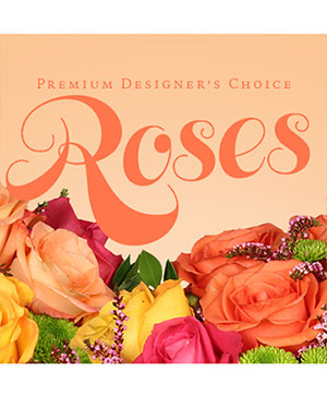 Rose Bouquet Premium Designer's Choice in Cary, NC | GCG FLOWERS & PLANT DESIGN