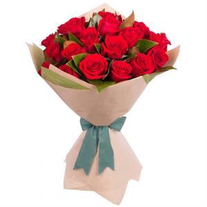 Red Bouquet  in Coconut Grove, FL | Luxury Flowers