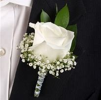 Rose Boutonnirere