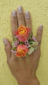 Prom Ring Corsage Select Colors