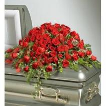 ROSE CASKET COVER SPRAY
