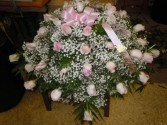 Rose (C18) Casket Spray