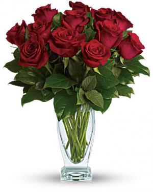 Rose Classique Vase in Los Angeles, CA | California Floral Company