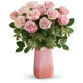 Rose Couture Bouquet Fresh Arrangement