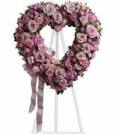 Rose Garden Heart Heart