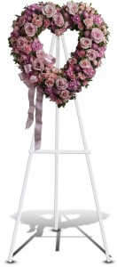 Rose Garden Heart T238-2A