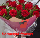 Rose hand tied cut roses subscription  Subscription