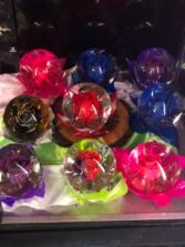 Rose In A Globe