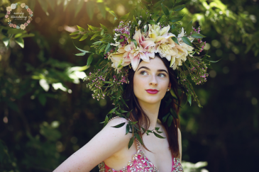 Rose Lilly Crown