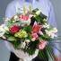 Rose Lily Bouquet Rose Lily Bouquet