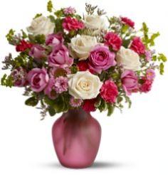 Rose Medley Floral Arrangement