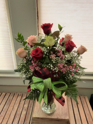 Rose Mix  in Nassawadox, VA | Florist By The Sea