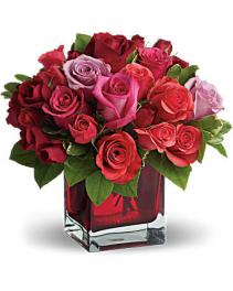Rose Mix Cube