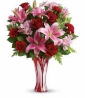 Rose Nouveau Bouquet  Arrangement