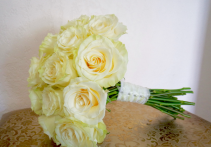 Rose of Sharon Bridal Bouquets
