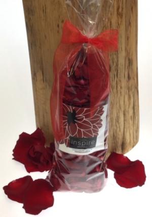 Rose Petal Bag  in Invermere, BC | INSPIRE FLORAL BOUTIQUE
