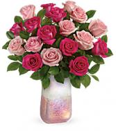 Rose Quartz Kisses Bouquet
