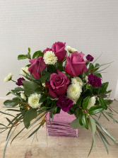 Rose Radiance Arrangement